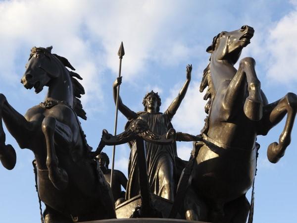 Boudica, Reina Celta de Britania que venció a los romanos