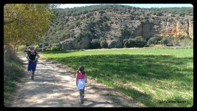 Camino Aragosa-La Cabrera