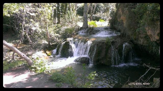 Río Dulce a su paso por Aragosa, Guadalajara